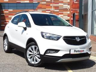 Vauxhall Mokka X 1.4 16V TURBO 140PS GRIFFIN 5DR, 25 miles, £15995