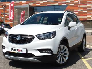 Vauxhall Mokka X 1.4 16V TURBO 140PS GRIFFIN 5DR, 25 miles, £15395