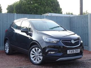 Vauxhall Mokka X 1.6 CDTI 136PS GRIFFIN 5DR 5 DOOR HATCHBACK, 7999 miles, £17995