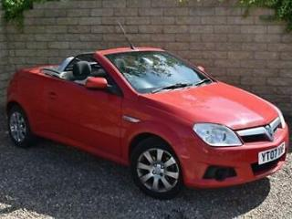 Vauxhall Tigra 1.4 2dr Coupe Cabriolet