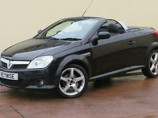 VAUXHALL TIGRA 1.4i 16V A/C EXCLUSIV 2009 09 WITH 71,789 MILES