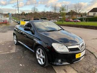 VAUXHALL TIGRA 1.4i PETRL a/c EXCLUSIVE CONVERTIBLE AA WARRANTY PACKAGE