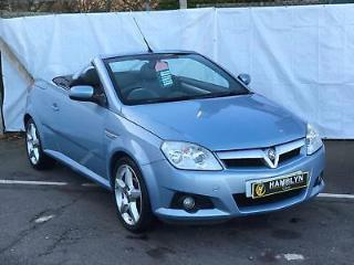 Vauxhall Tigra 1.8i 16v a/c 2006 Exclusive, 1 Former Keeper, Heated Leather
