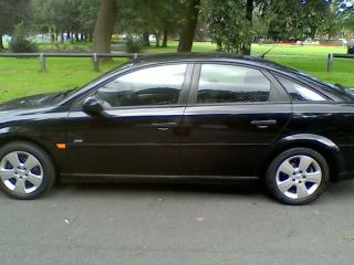 VAUXHALL VECTRA 1.8 CLUB FACELIFT 2005 55 PLATE