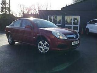 Vauxhall Vectra 1.8i VVT Exclusive*GENUINE 45,000 MILES*12 SERVICES*PETROL