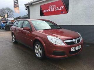 Vauxhall Vectra 1.9CDTi 16v 150ps Exclusiv
