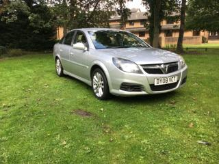 Vauxhall Vectra Sri Great car with history and mot