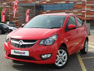 Vauxhall Viva 1.0 12V 73PS SE 5DR INC AIR CON, 7999 miles, £7495