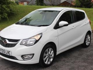 Vauxhall Viva 1.0i SL 5dr WITH 6 MONTH WIDE WARRANTY 2015, 8000 miles, £6000