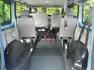 Vauxhall Vivaro 2.0CDTi WAV Auto Wheelchair Accessible Vehicle Disability Car