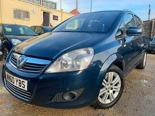 Vauxhall Zafira 1.9CDTi 120ps Elite+LEATHER+APRIL 2020 MOT