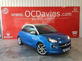 Vauxhall/Opel ADAM 1.4i 100ps 2017.5MY SLAM