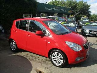 Vauxhall/Opel Agila 1.2 2011 SE 5 DOOR £30 TAX LOW INSURANCE IDEAL 1ST CAR