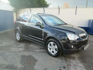 Vauxhall/Opel Antara 2.2CDTi 163ps s/s 2015 Exclusive