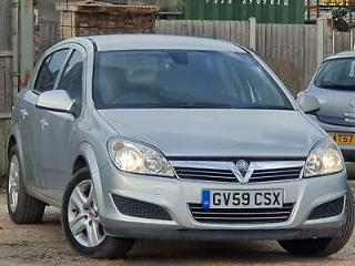 Vauxhall/Opel Astra 1.4 2009MY Active Petrol Manual LADY OWNER FULL SERVC HSTRY