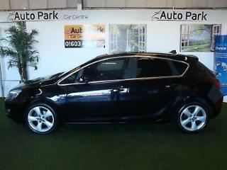 Vauxhall/Opel Astra 1.6 115ps 2010MY SRi