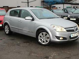 Vauxhall/Opel Astra 1.6 16v 115ps 2007.5MY Design