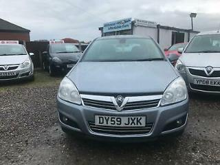 Vauxhall/Opel Astra 1.6 16v 115ps 2009MY Design