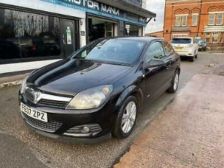 Vauxhall/Opel Astra 1.6 16v 115ps Sport Hatch 2007.5MY SXi
