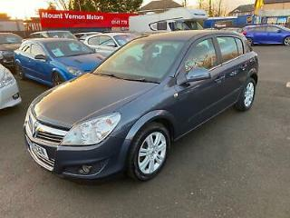 Vauxhall/Opel Astra 1.6i 16v 115ps 2010MY Design