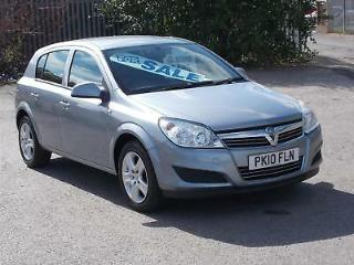 Vauxhall/Opel Astra 1.6i 16v VVT 115ps 2010MY Club