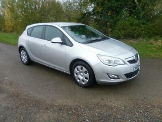 Vauxhall/Opel Astra 1.7CDTi 16v 110ps 2010MY Exclusiv