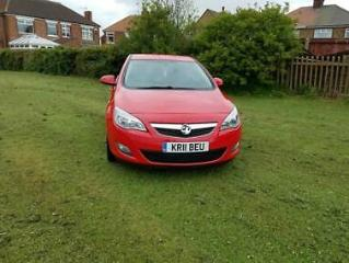 Vauxhall/Opel Astra 1.7CDTi 16v 110ps ecoFLEX 2011.5MY ES FINANCE AVAILABLE