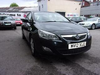 Vauxhall/Opel Astra 1.7CDTi 16v 125ps ecoFLEX 2012.5MY Exclusiv