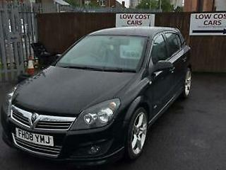 Vauxhall/Opel Astra 1.8i 16v 140ps 2008MY SRi