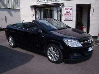 Vauxhall/Opel Astra 1.8i 16v Coupe Twin Top Design