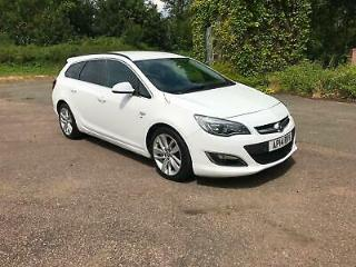 Vauxhall/Opel Astra 2.0CDTi 16v 165ps s/s Sports Tourer SRi