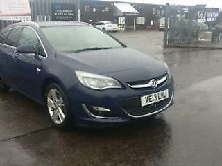 Vauxhall/Opel Astra 2.0CDTi 2013 84k mileage comes with 1 year mot