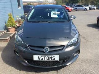 Vauxhall/Opel Astra Limited Edition