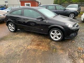 Vauxhall/Opel Astra SRI WOTH ONLY 72 K AND FSH + 1 YEAR MOT