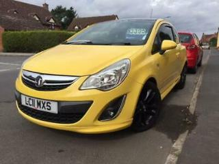 Vauxhall/Opel Corsa 1.2i 16v 85ps Limited Edition a/c 2011MY