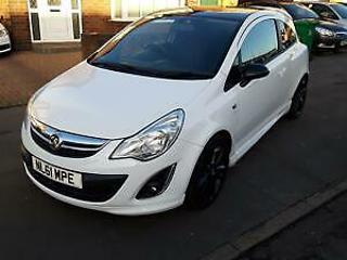 Vauxhall/Opel Corsa 1.2i 16v 85ps Limited Edition a/c 2012MY