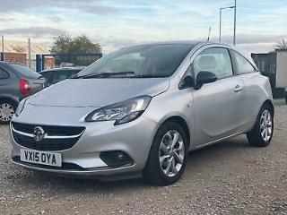 Vauxhall/Opel Corsa 1.4i 90ps a/c ecoFLEX 2015MY Excite a/c Low Miles