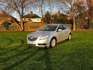 Vauxhall/Opel Insignia 1.8i 16v VVT 2010MY Exclusiv from £90 a month finance
