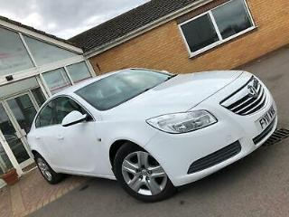 Vauxhall/Opel Insignia 2.0CDTi 16v 130ps 2011MY Exclusiv