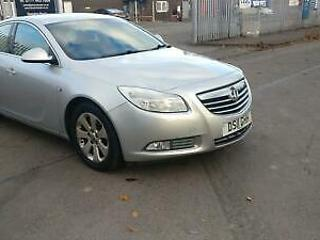 Vauxhall/Opel Insignia 2.0CDTI SRI free warranty comes with a new one year mot