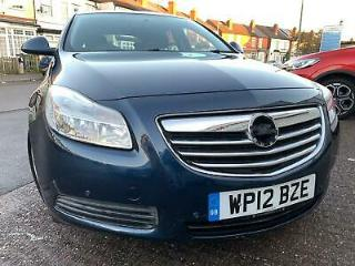 Vauxhall/Opel Insignia exclusive turbo s/s 1.4 petrol low milage 72k