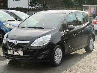 Vauxhall/Opel Meriva 1.4 16v 100ps a/c 2011MY Excite