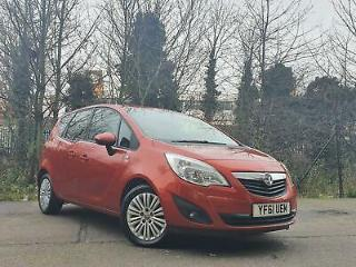 Vauxhall/Opel Meriva 1.4 16v 120ps a/c 2011MY Excite