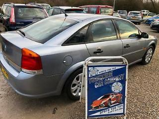Vauxhall/Opel Vectra 1.8i VVT 140ps 2008MY Life 2 FORMER KEEPERS