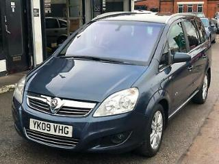 Vauxhall/Opel Zafira 1.9CDTi 120ps 2009MY Elite