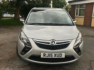 Vauxhall/Opel Zafira Tourer 2.0CDTi 130ps 2015.5MY SE.12,000 miles from new
