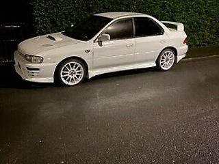 Version 1 classic Impreza import