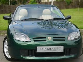 VERY COLLECTABLE 56 MG TF 1.6 115 *ONLY 29000 MILES* CONVERTIBLE* DELIVERY A