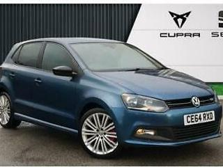 VOLKSWAGEN 1.4 TSI ACT BLUEGT 5DR BLUE