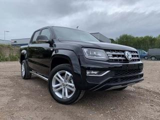 Volkswagen Amarok Highline 258 PS 3.0 V6 TDI 8sp Automatic 4Motion Double Cab Pick Up, 9 miles, £34469